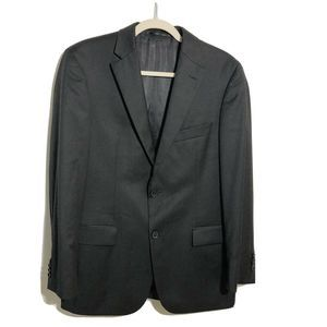 Hugo Boss Black Super 100 Virgin Wool Coat Suit